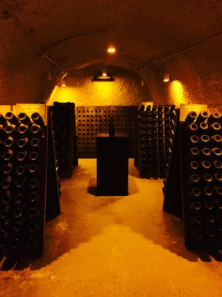 Veuve Clicquot, in the footsteps of champagne