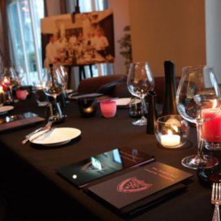 Dom Perignon Dinner Hotel Vitznau