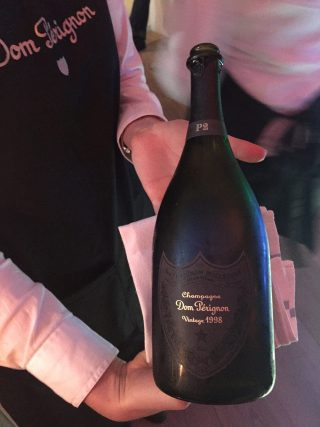Dom Perignon P2, the secret is time