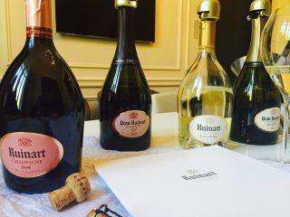 Champagner Ruinart x Erwin Olaf