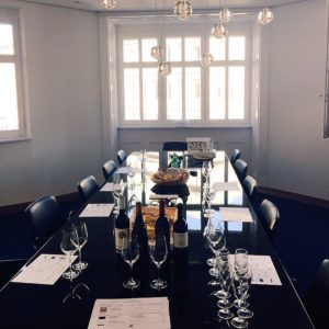 VERY EXCLUSIVE AND PRIVATE WINETASTINGS