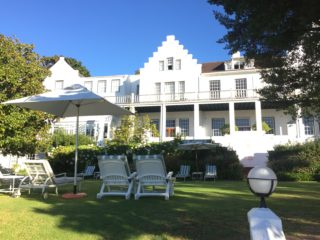 South Africa: travel luxuriously through the wine region Part 1