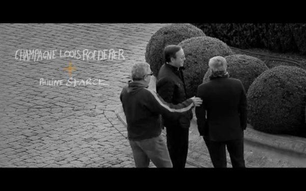 Louis Roederer Champagne und Philippe Starck – Brut Nature 2006