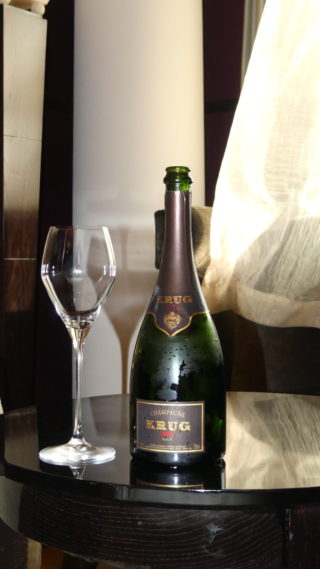 Krug 2004 is an exceptional year, kissed by the sun