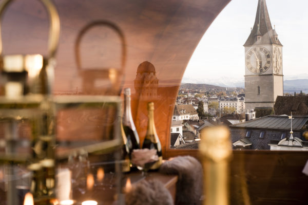 Heavenly Krug, 360° experience Zurich