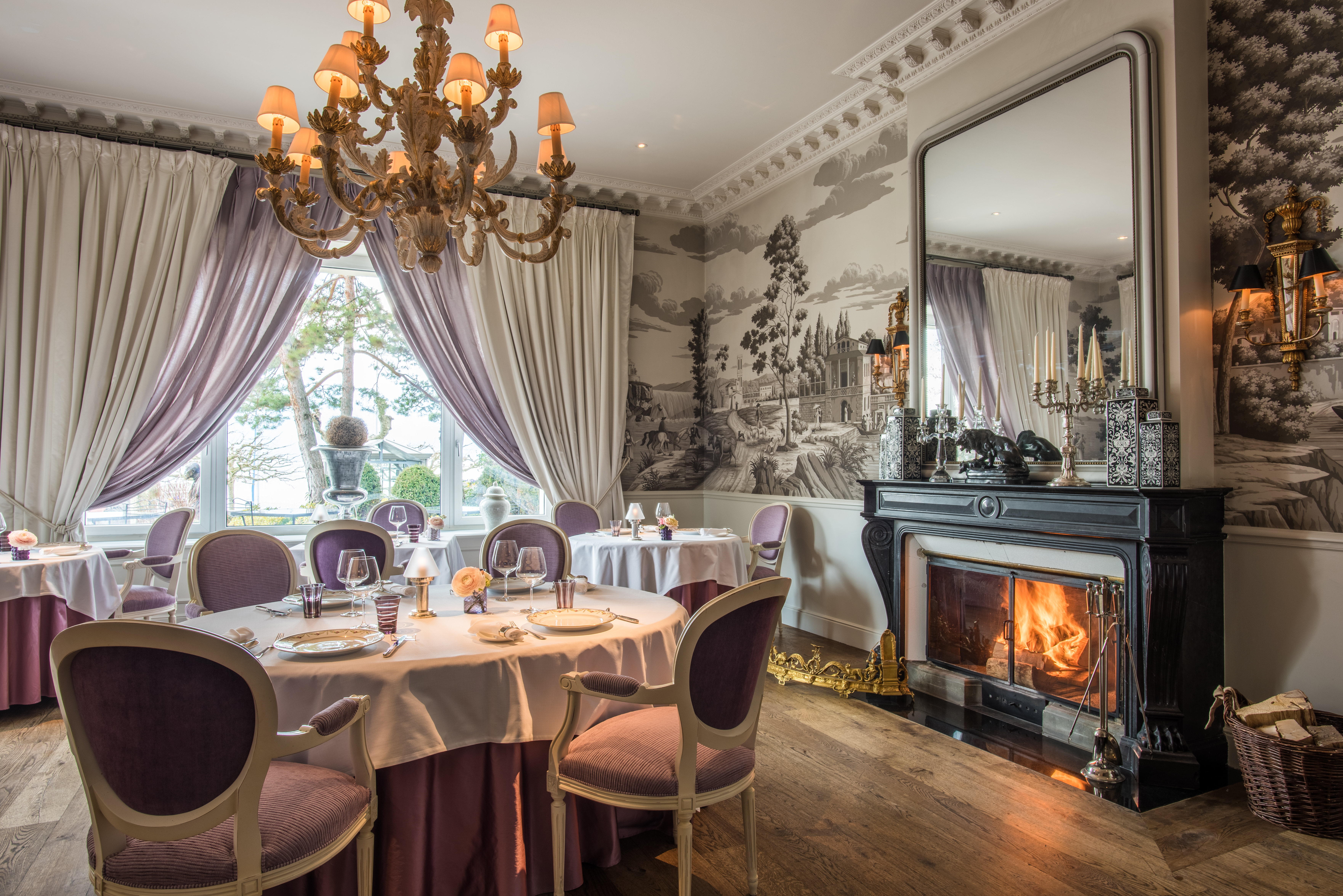 Luxury moments at the Grand Hotel du Lac Vevey