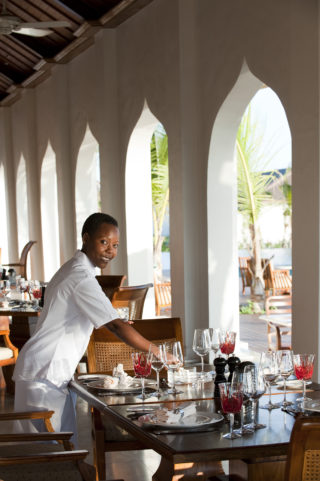 In the mood for sun! The Residence Zanzibar