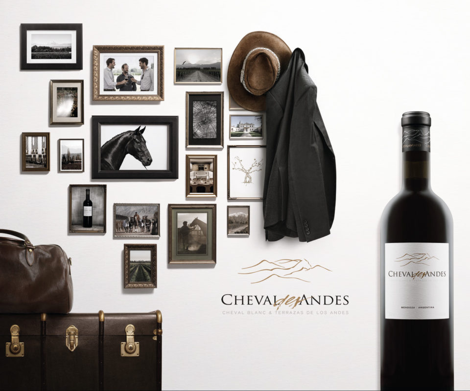 Cheval Des Andes The Grand Cru From The Andes Mountain