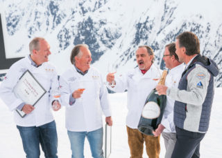 22nd Star Cup in Ischgl, Laurent Perrier Ski World Cup of Gastronomy