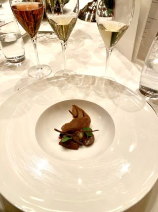 Fascination Champagne am Gourmet Festival St. Moritz